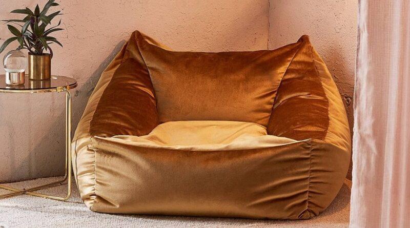 Бескаркасная мебель – находка для любителей комфортной жизни