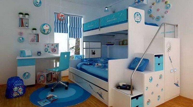 Завершающий этап ремонта выбираем мебель в детскую комнату