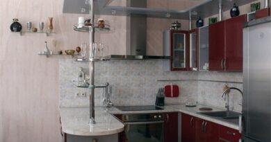 Готовые кухни в новое жильё