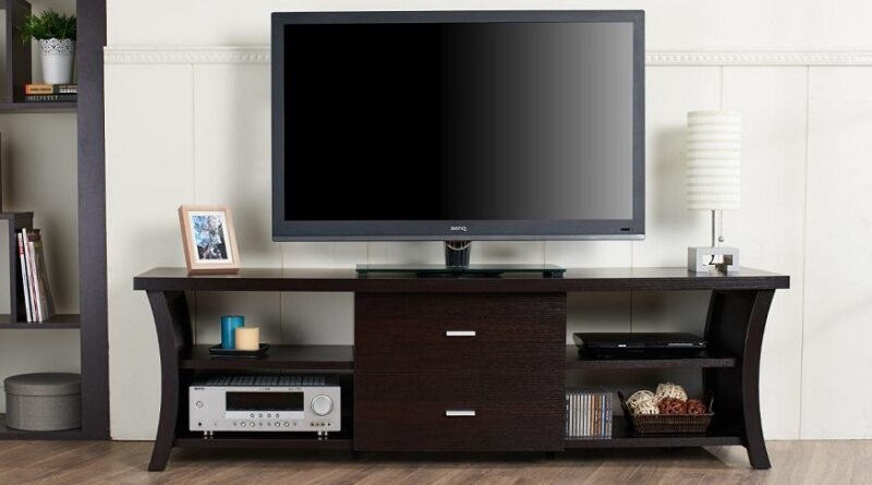 Как правильно подобрать тумбу ТВ