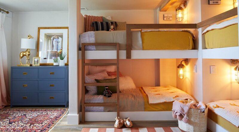 Мебель для детской комнаты - сотворим для ребенка сказку