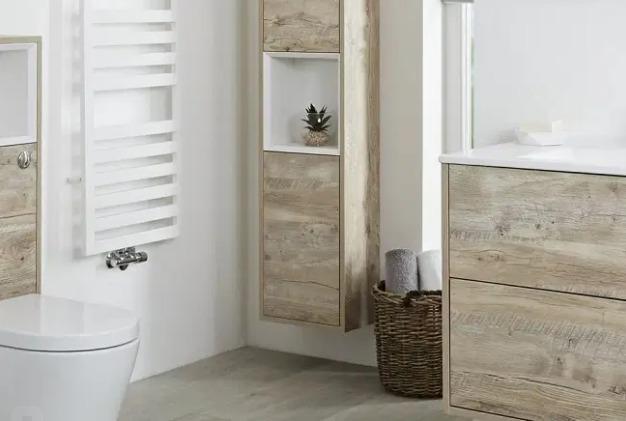 Мебель для ванной комнаты – свежие практичные решения