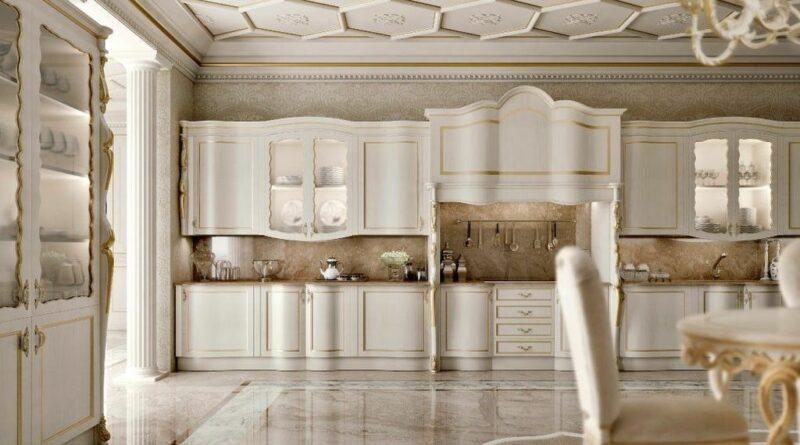 Мебель люкс класса для современной кухни