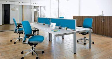 Меблировка офиса – лицо компании