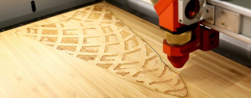 Особенности лазерной обработки древесины