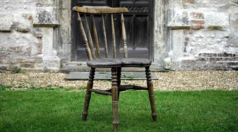 Первые виды мебели