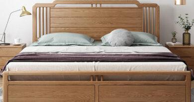 Почему стоит выбрать кровать из массива
