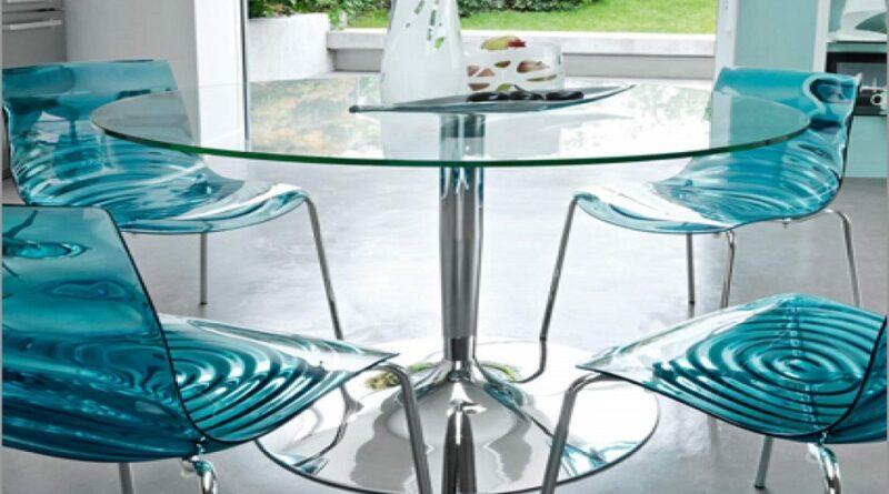 Стеклянная мебель в интерьере важные нюансы
