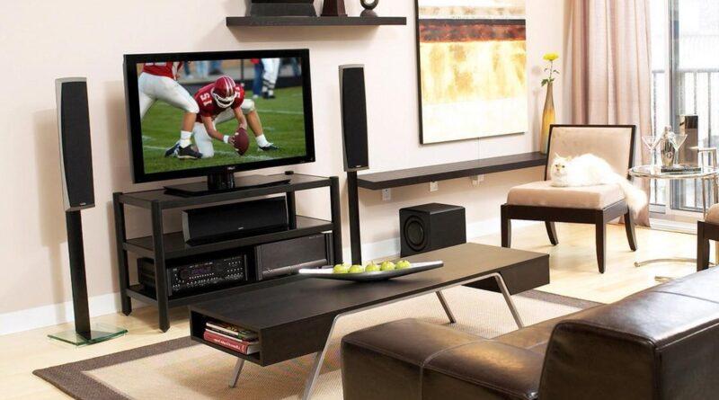 Телевизор в доме
