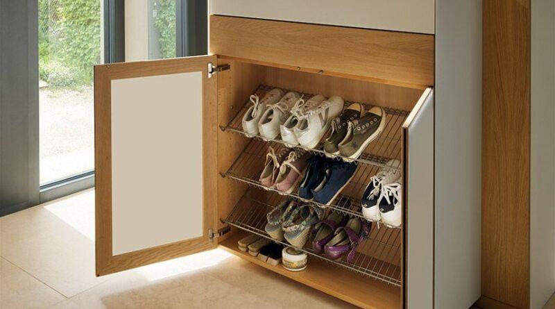 Тумба для обуви – не роскошь, а необходимость
