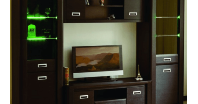 Варианты модульных систем для гостиной