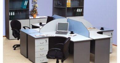 Вы мечтаете о стильном офисе - и это верно