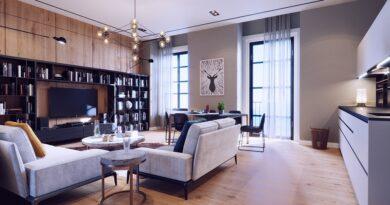 Выбор мебели для комнаты. Стенка
