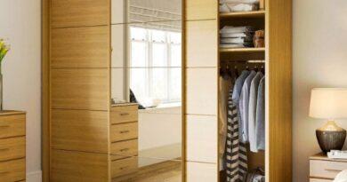 Шкафы купе как отдельный вид мебели