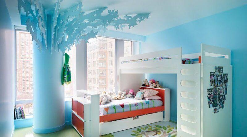 Детские кровати двухъярусные выбираем вместе