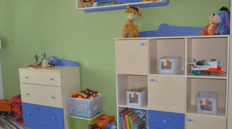 Оформление детской комнаты вашего малыша